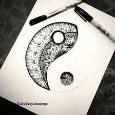 hippie drawing how to draw like easy trippy - hippie drawing ideas Heart Tattoo Designs, Hippie Drawing, Art Drawings, Drawings, Cool Designs To Draw, Sharpie Doodles, Trippy Drawings, Dragon Tattoo Drawing, Cool Drawings