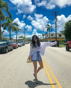 Ofs🖤 Kpop Fashion Outfits, Ulzzang Fashion, Korean Outfits, Korean Fashion, Ootd Poses, Best Photo Poses, Ulzzang Korean Girl, Uzzlang Girl, Foto Instagram