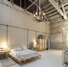 camas colgantes