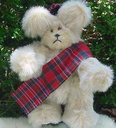 McAllister Clan Bear
