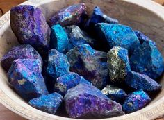 Peacock Ore is commonly found in Mexico. It helps remove self-imposed obstacles Minerals And Gemstones, Crystals Minerals, Rocks And Minerals, Stones And Crystals, Angina Pectoris, Crystal Magic, Crystal Healing, Ayurveda, Karma