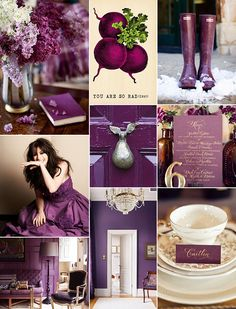Plum Inspiration | Camille Styles