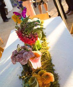 DIY Wedding Table Decoration Ideas - Vintage Centerpiece - Click Pic for 46 Easy DIY Wedding Decorations