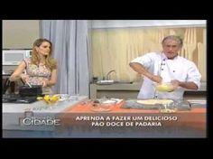 Requinte - Programa Gazeta 30/04/2013 - Pão Doce de Padaria - YouTube