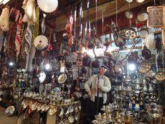 Coppersmiths' Bazaar (Bakırcılar Çarşısı) - Gaziantep, Turkey