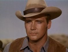 Heath from The Big Valley-my favorite western TV show. I was seriously going to marry Heath.