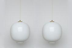 Vilhelm Lauritzen light pendants