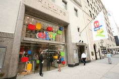 b9178d92 ebay_nyc_pop up Digital Campaign, Pop Up Stores, Open Up, On The High Street