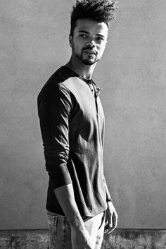 Eka Darville for Interview Magazine