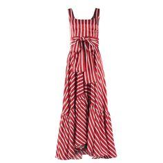 Long Summer Dresses, Long Maxi Skirts, Striped Maxi Dresses, Cheap Dresses, Sexy Dresses, Bow Dresses, Bohemia Dress, Gown Pattern, Ruffle Dress