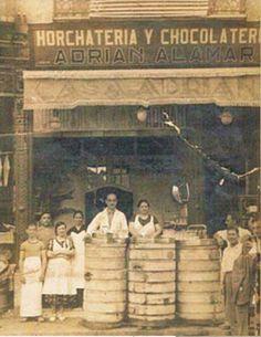 Comercios históricos de Valencia: comercios desaparecidos