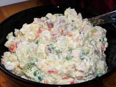 ENSALADA DE POLLO-Chicken Salad | mmmm...Cuba