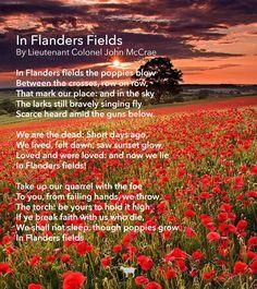 Flanders Fields #veterans #memorialday #WWI #thankful