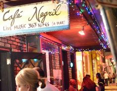 Cafe Negril: Your New Orleans destination for Reggae and Soul accompanied by a laid back atmosphere. Located at 606 Frenchmen Street, open nightly.