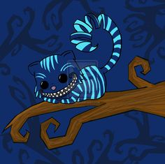 "Looks like the Cheshire Cat in ""Pandora"" . Lewis Carroll, Disney Movie Characters, Cartoon Characters, Disney And Dreamworks, Disney Pixar, Disney Love, Disney Art, Alice Sweet Alice, Cheshire Cat Disney"