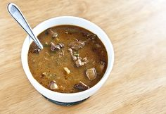 Wild Game Gumbo- Honest-Food