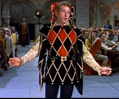 The Court Jester Costume