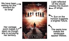 Rick Yancey's THE LAST STAR Cover Breakdown
