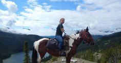 Horseback Riding at Chilcotin Holidays