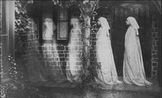 ghostly hauntings in a nunnery