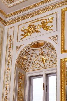 Albertina, Prunkräume, Detail   © Albertina, Wien #AlbertinaPrunkräume #AlbertinaStateRooms State Room, Vienna, Baroque, Art Nouveau, Museum, Rooms, Architecture, Bedrooms, Museums