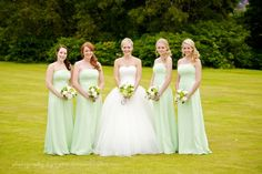 Beautiful country house wedding at our Buxted Park Hotel in East Sussex Green Bridesmaid Dresses, Brides And Bridesmaids, Wedding Dresses, Mint Green Dress, Wedding Inspiration, Wedding Ideas, Newlyweds, Just In Case, Wedding Photography