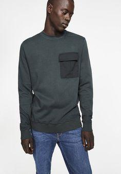 Armedangels Sweater »Koby«, Zertifizierung: GOTS, organic, CERES-008 ab 34,90€. Modelgröße: Unser Model ist 1,89m groß und trägt Größe M bei OTTO