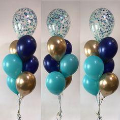Clear Balloons, Confetti Balloons, Balloon Tower, Balloons Online, Good Color Combinations, Let The Fun Begin, Glitz And Glam, Jaba, Colour Schemes