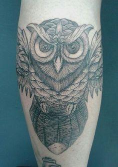 Tattoo#tatuagem#ink#forever#art#coruja#owl