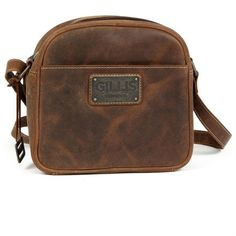 Gillis Trafalgar Micro Leather Camera Bag Shoulder Style | Harrison Cameras