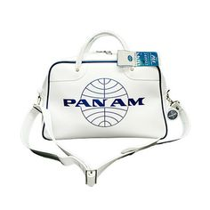 Pan Am Orion Bag Vintage White, $52.70, now featured on Fab.