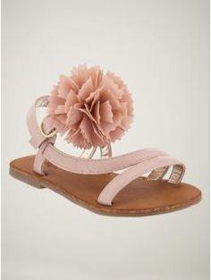 corsage sandals  chalk pink  20.96