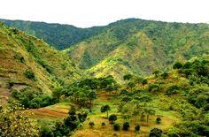 Sante Fe, the Philippines Mountain Range, Santa Fe, Philippines, Golf Courses, Beautiful Places, Environment, River, Adventure, Ranges