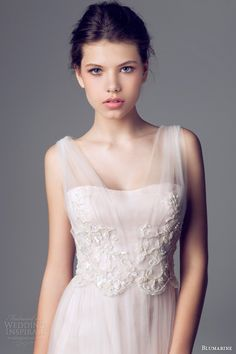 ZsaZsa Bellagio: Blumarine Bridal Beautiful