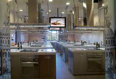 Arclinea Design Cooking School, Italy