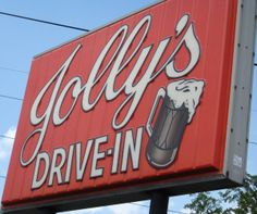 Jolly's Drive-In, Hamilton!, Ohio...loved going here with Scott. Root beer, hot dogs and popcorn!
