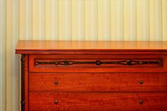 staining wood red - Google Search