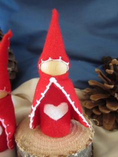 It's February and the heart gnomes are out on our nature table. They bring joy and friendship this month. When the gnomes appeared on the nature table, I told a little story to the children about how good friends take turns. These gnomes took turns standing on the log. You could choose whatever topic your…Continue Reading...