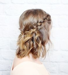 Braided Half-'Do