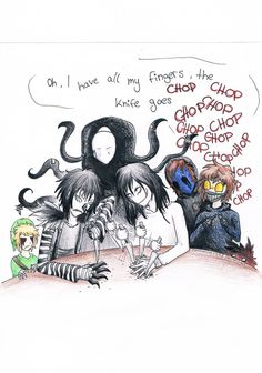 Creepypasta Game. Creepypasta Knife Game By CaramellCat1998
