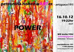 POWER Invitations, Prints, Painting, Painting Art, Paintings, Save The Date Invitations, Painted Canvas, Shower Invitation, Invitation
