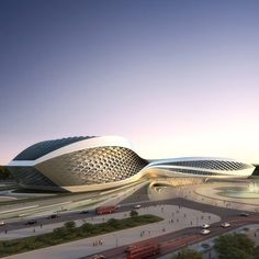 With the design world still reeling from Zaha Hadid's unexpected death, here's a look back at 10 of her projects that have been popular with Dezeen readers