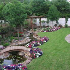 pie shaped backyard landscaping ideas Google Search backyard