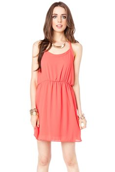 ShopSosie Style : Terrace Dress in Coral....What do  you think for me?? In the coral color?? Too dark?