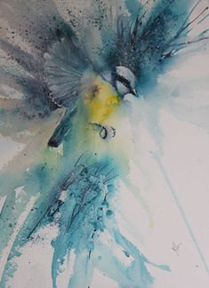 The Magic of Watercolour Painting Virtual Gallery - Jean Haines, Artist - Brush With a Woman Exhibition Hampshire September 2017