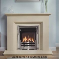 Gallery Cranbourne 44 Fireplace Suite | West Country Fires