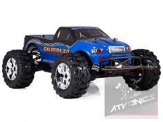 nice Redcat Racing Caldera 3.0 110 Scale Nitro Remote Control Truck (2 Speed) - For Sale Check more at http://shipperscentral.com/wp/product/redcat-racing-caldera-3-0-110-scale-nitro-remote-control-truck-2-speed-for-sale/
