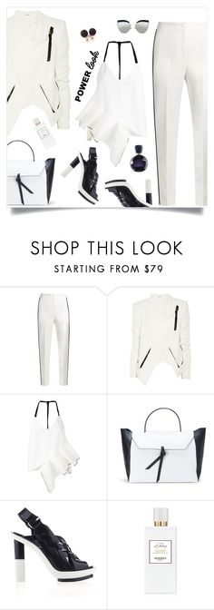 """power"" by tato-eleni ❤ liked on Polyvore featuring Dolce&Gabbana, Helmut Lang, Ssheena, Alexandra de Curtis, Kaleos and Lacoste"