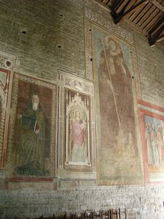 Category:San Miniato al Monte (Florence) - Interior Italy, San, Firenze, Wikimedia Commons, Painting, Florence, Museum, Italia, Painting Art