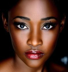 Best Lipstick for Dark Skin Black women African Americans and Celebrities